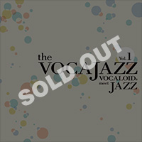 the VOCAJAZZ Vol.1